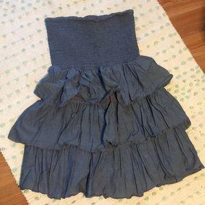 Denim style Old Navy dress